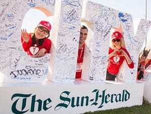 Heart Foundation City to Surf