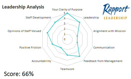 Sample Leadership Analysis